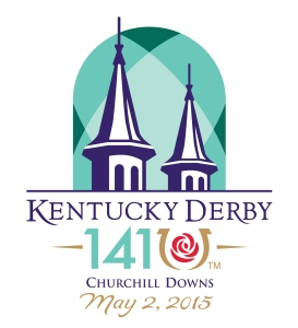 2015 Kentucky Derby Logo