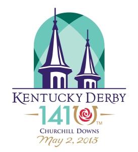 2015 Kentucky Derby Logo