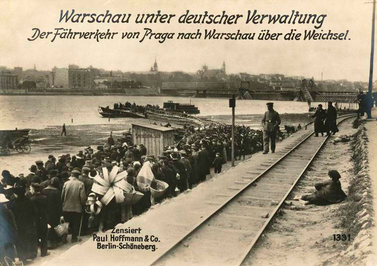 German Occupation of Poland in World War I