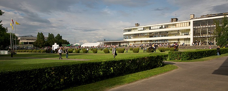 Tor Służewiec is a shining beacon in the world of Polish racing.