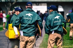 The awesome staff at Keeneland