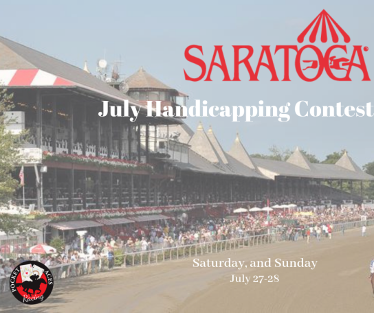 July Handicapping Contest (1)